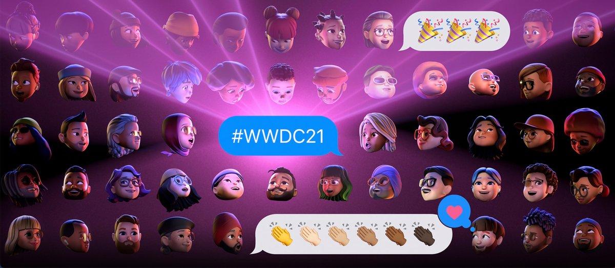 WWDC 2021 © Apple
