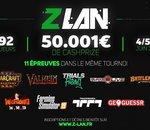 ZLAN 2021 : la plus grosse LAN française débute ce soir !