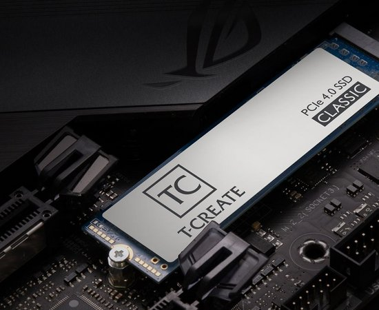 Teamgroup T-Create Classic PCIe 4.0