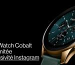 Une édition limitée de la OnePlus Watch sera disponible exclusivement sur Instagram le 7 juin