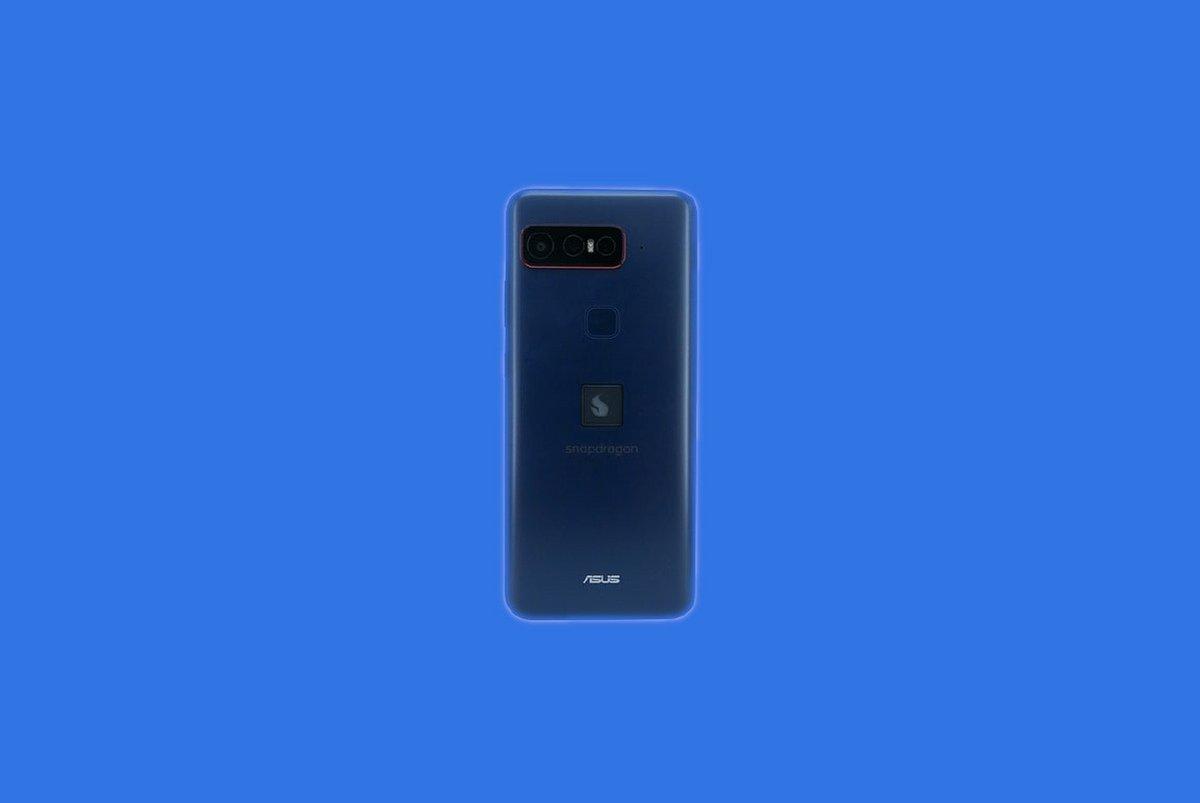 Snapdragon Phone Asus © TENAA / XDA Developers