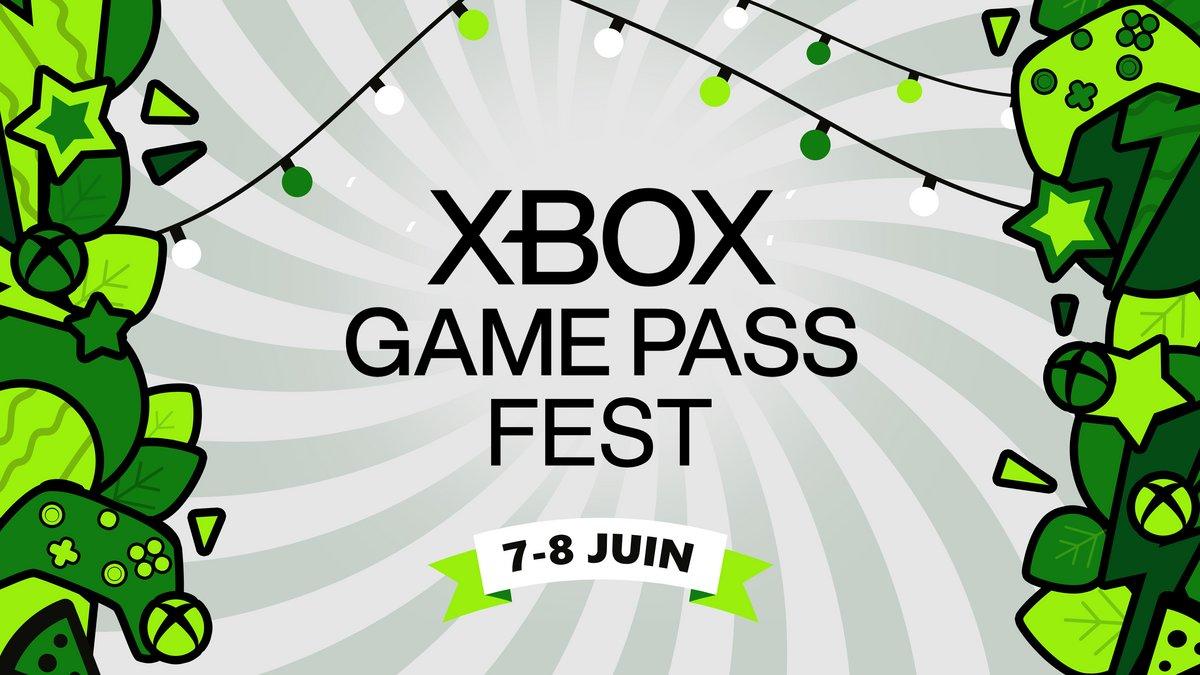 Xbox Game Pass Fest © Xbox