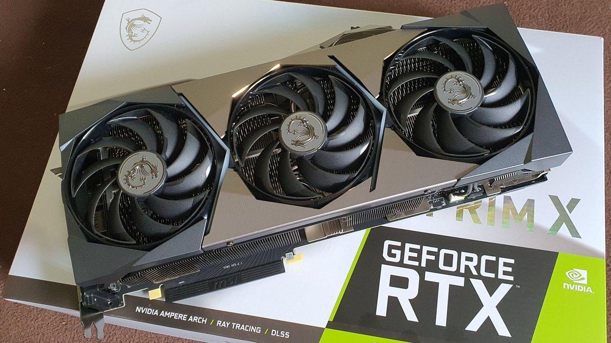 MSI GeForce RTX 3080 Ti Suprim X © Nerces