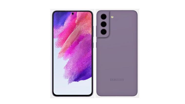 Samsung Galaxy S21 FE © © Samsung