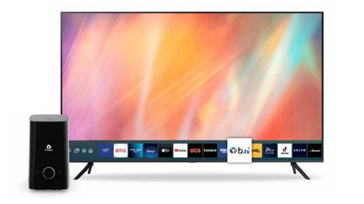 WiFi 6 Smart TV Bouygues Telecom