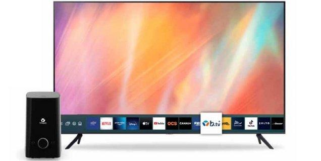 Bouygues Telecom lance une nouvelle gamme fibre Bbox enrichie du Wi-Fi, de répéteurs et d'une Smart TV