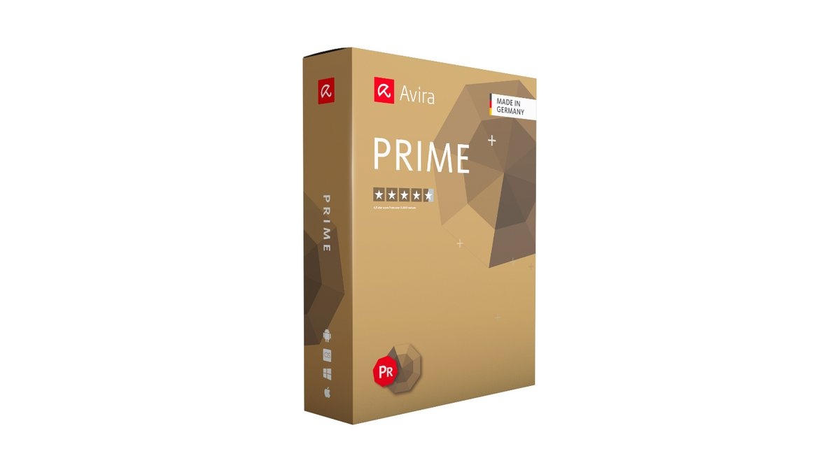 Avira Prime bp