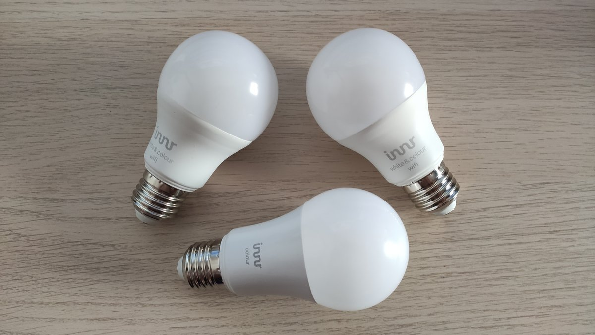 Test Innr ampoules connectées © Alexandre Schmid pour Clubic