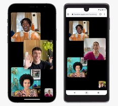Avec iOS 15, Apple FaceTime va permettre de partager son écran (mais pas tout de suite)