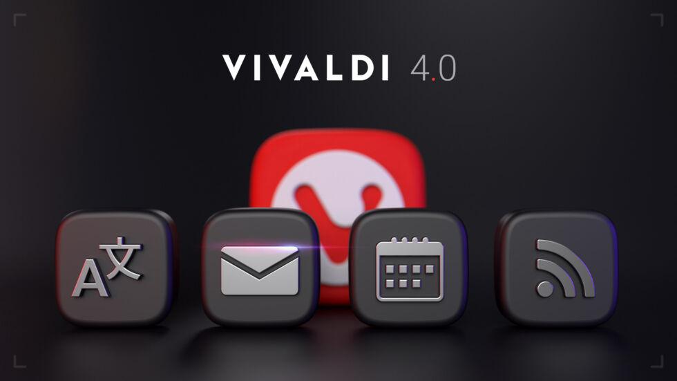 Vivaldi 4.0 © Vivaldi