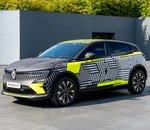La nouvelle Renault Megane E-Tech électrique bientôt sur les routes