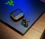 Razer présente ses nouveaux intras sans-fil à faible latence pour joueurs : les Hammerhead True Wireless X