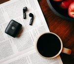 Panasonic lance une nouvelle paire d'écouteurs, très légère