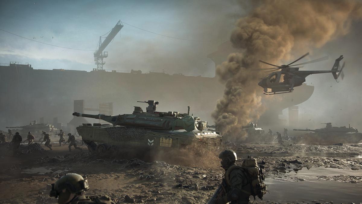Battlefield 2042 © ©Electronic Arts
