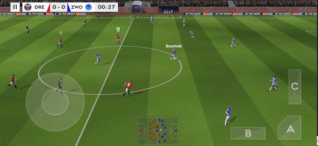 Télécharger Dream League 2021