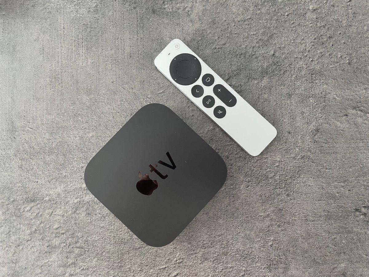 Test Apple TV 4K © Mathieu Grumiaux pour Clubic