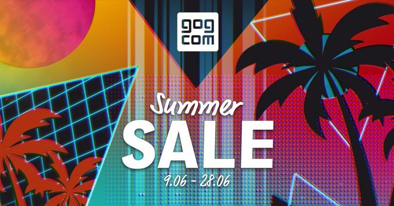 GOG Summer Sales © GOG