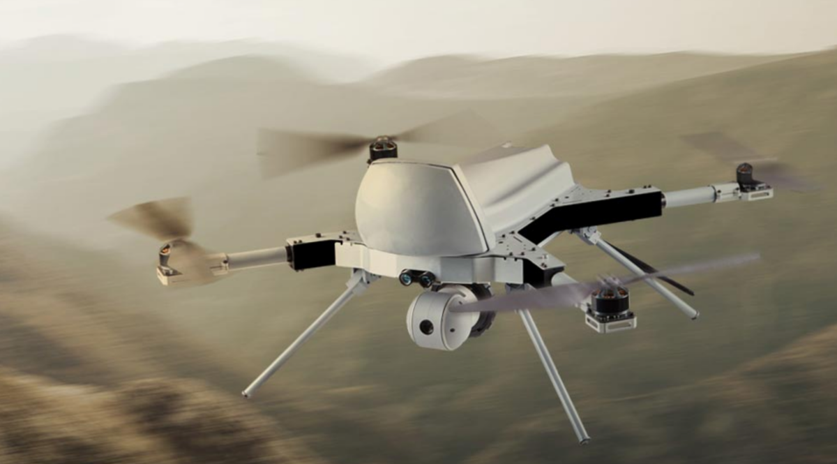 drone Kargu-2 robot tueur © STM