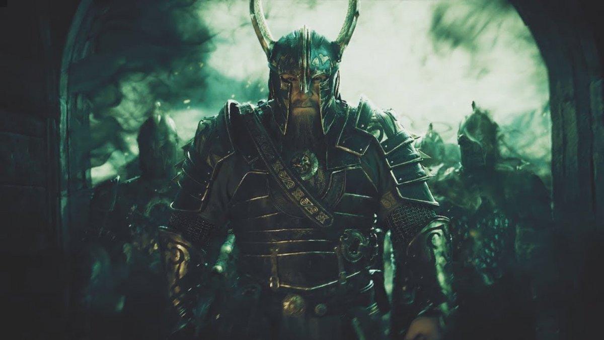Helm Hammerhand © Warner Bros Games