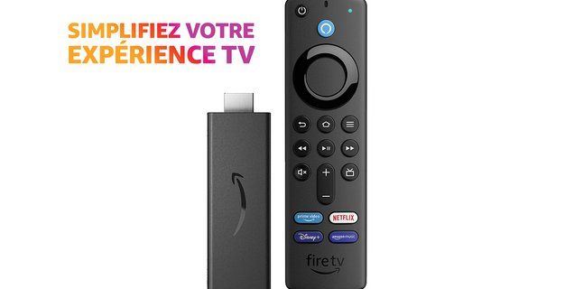 Amazon Fire TV Stick 2021 : transformez votre expérience TV