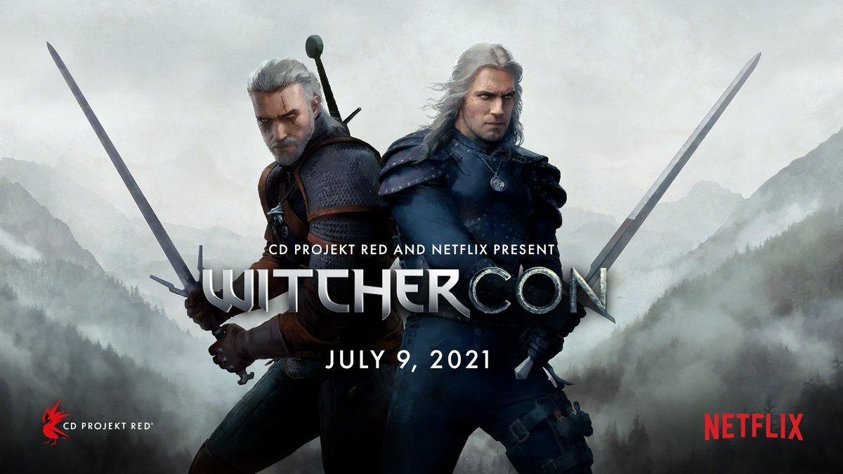 Witchercon © CD Projekt RED / Netflix