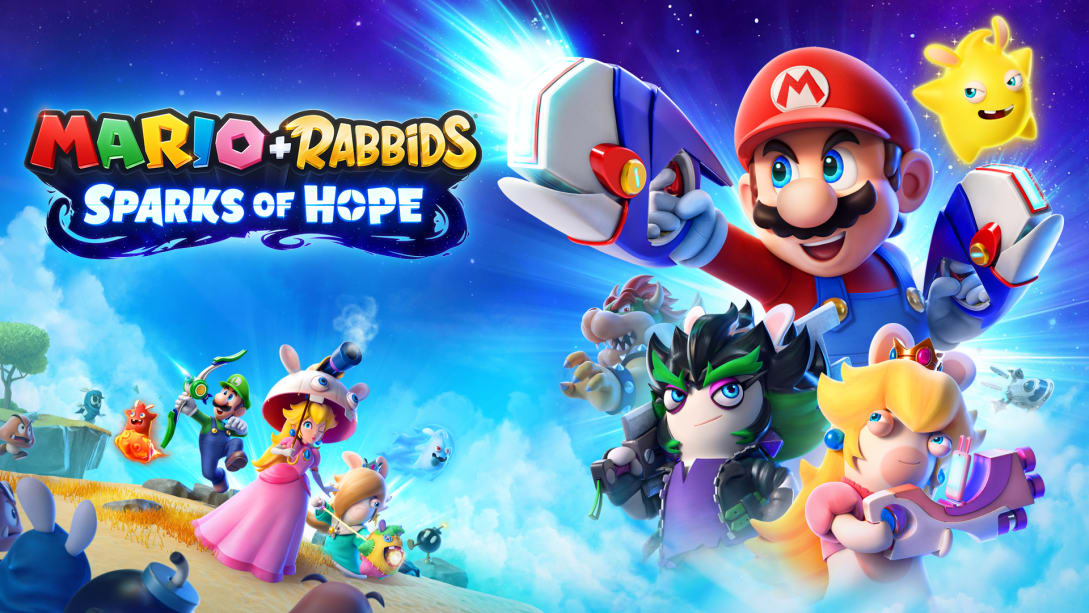 E3 2021: Mario + The Lapins Crétins s'offre une suite sur Nintendo Switch