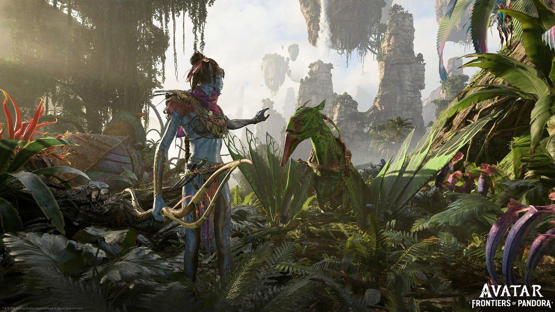 E3 2021 : Ubisoft dévoile les premières images de son jeu Avatar: Frontiers of Pandora