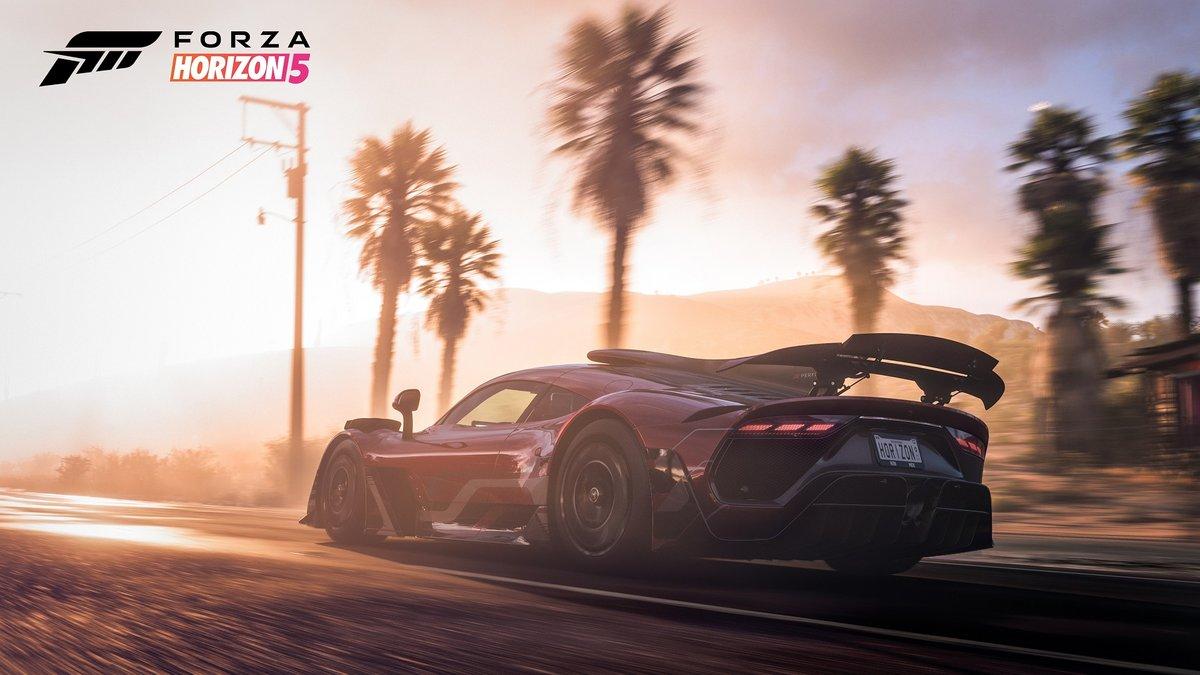 Forza Horizon 5 © Microsoft