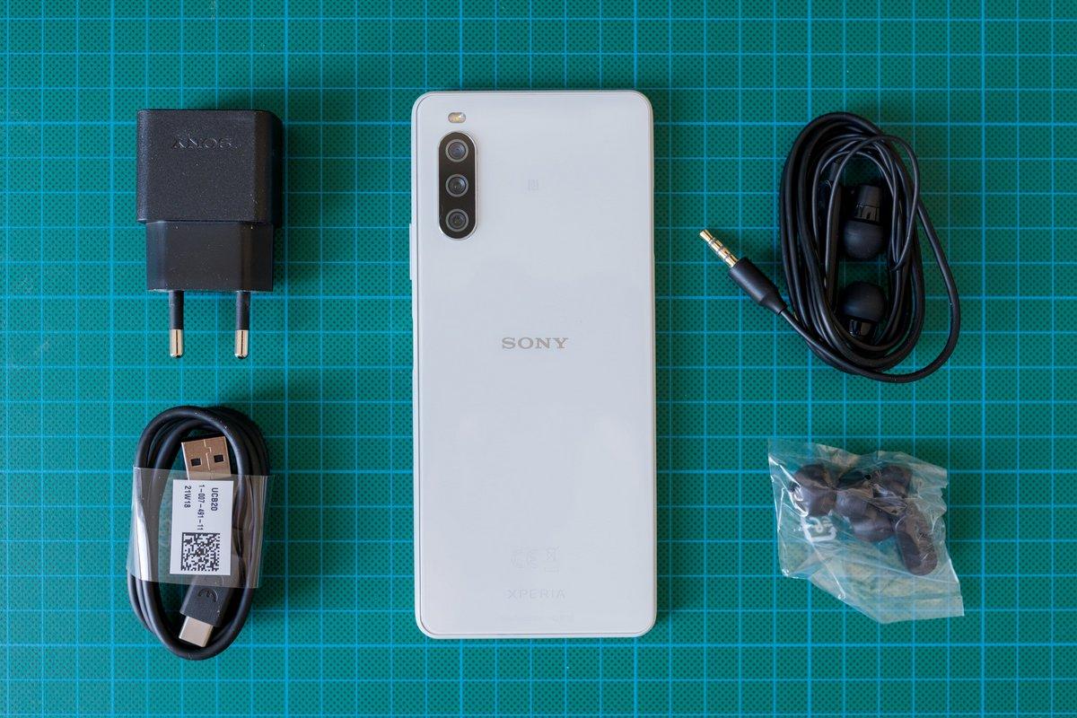 Sony Xperia 10 III test © © Pierre Crochart pour Clubic