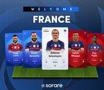 Euro 2021 : l'Équipe de France se lance dans les NFT avec des cartes collectionnables sur la blockchain