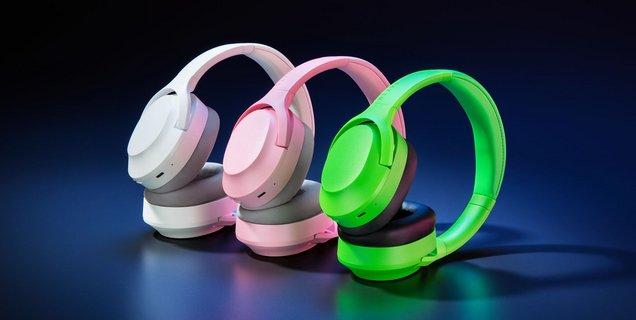 Razer Opus X, un nouveau casque audio avec réduction de bruit qui va vous en faire voir de toutes les couleurs