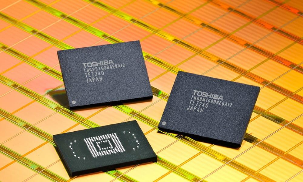 Toshiba NAND Flash © Toshiba