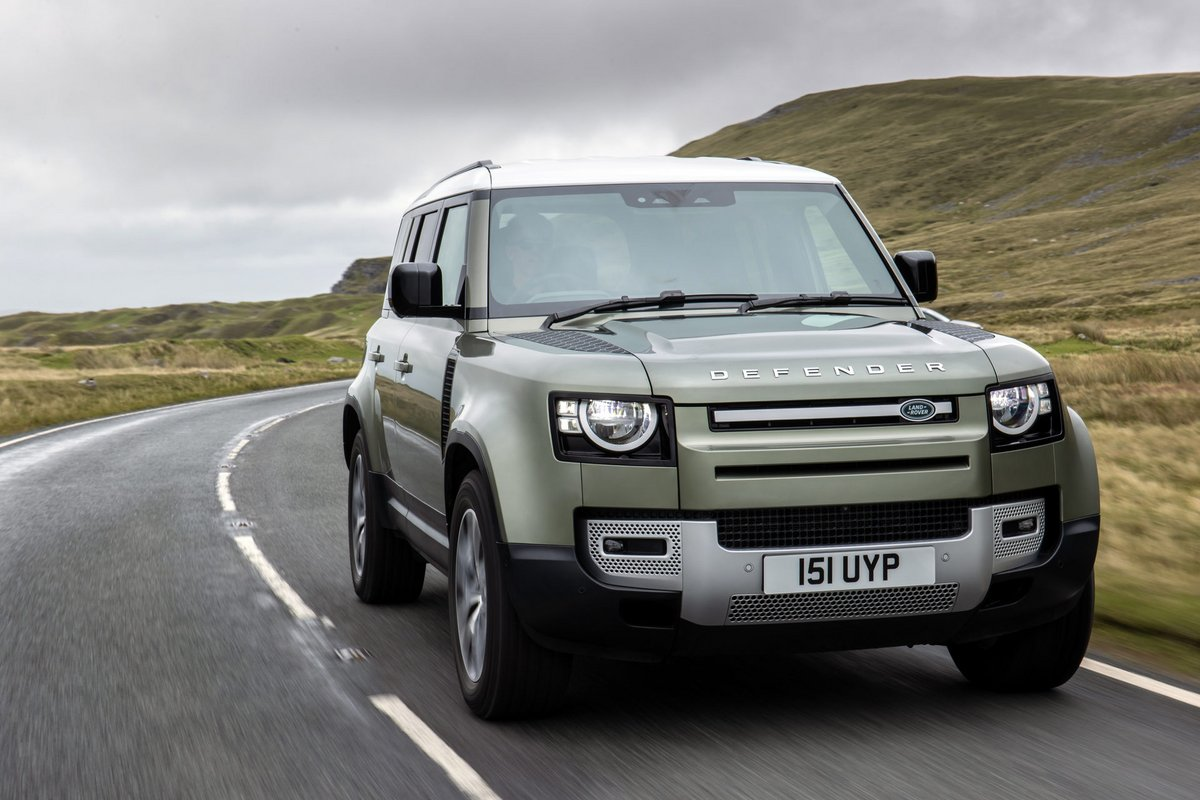 Land Rover Defender FCEV Hydrogene © JLR