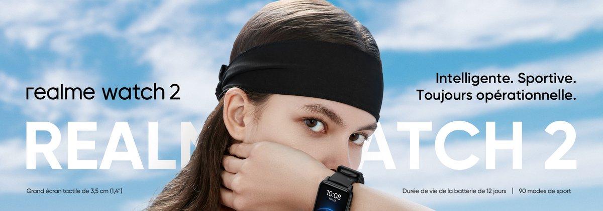 Realme Watch 2 © Realme