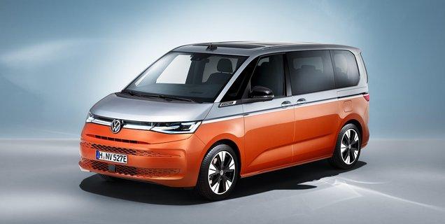 Volkswagen dévoile son iconique T7 Multivan en version hybride rechargeable