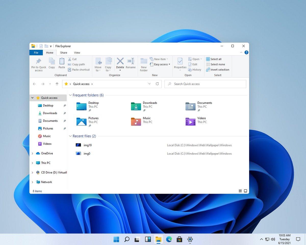 Windows 11 © The Verge