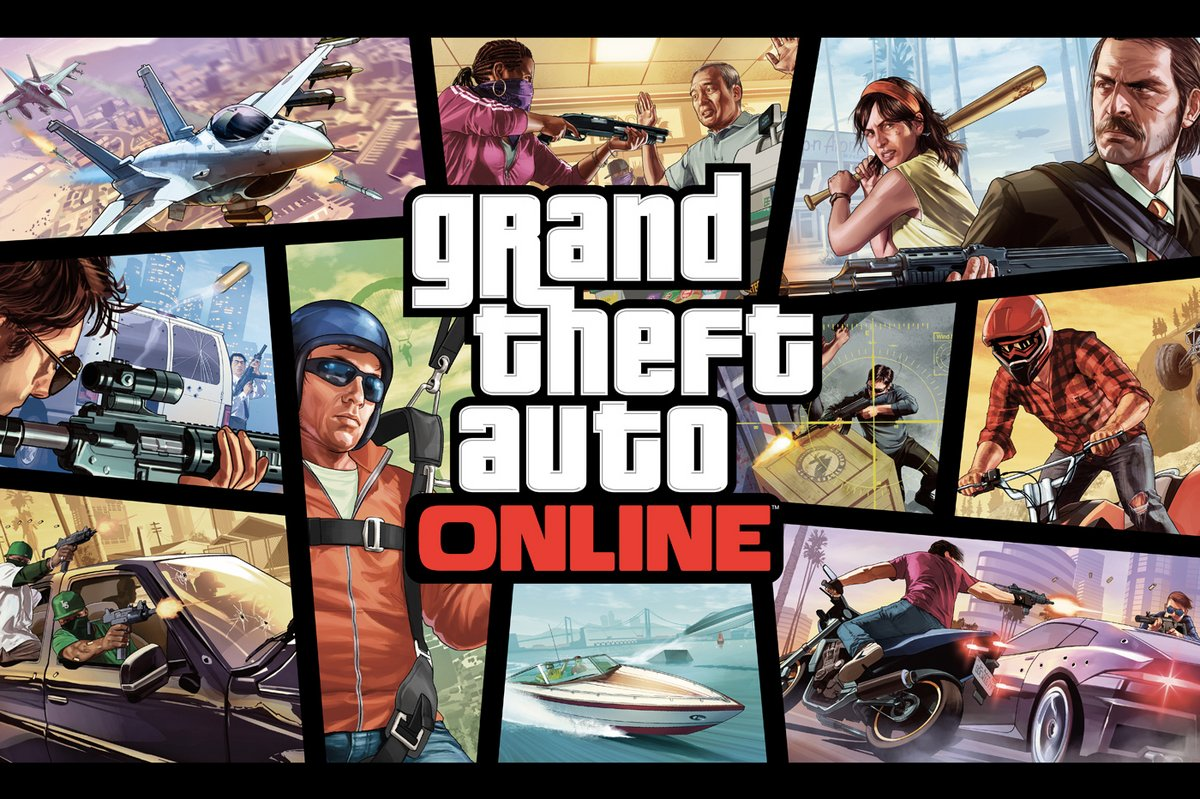 GTA Online © Take-Two Interactive