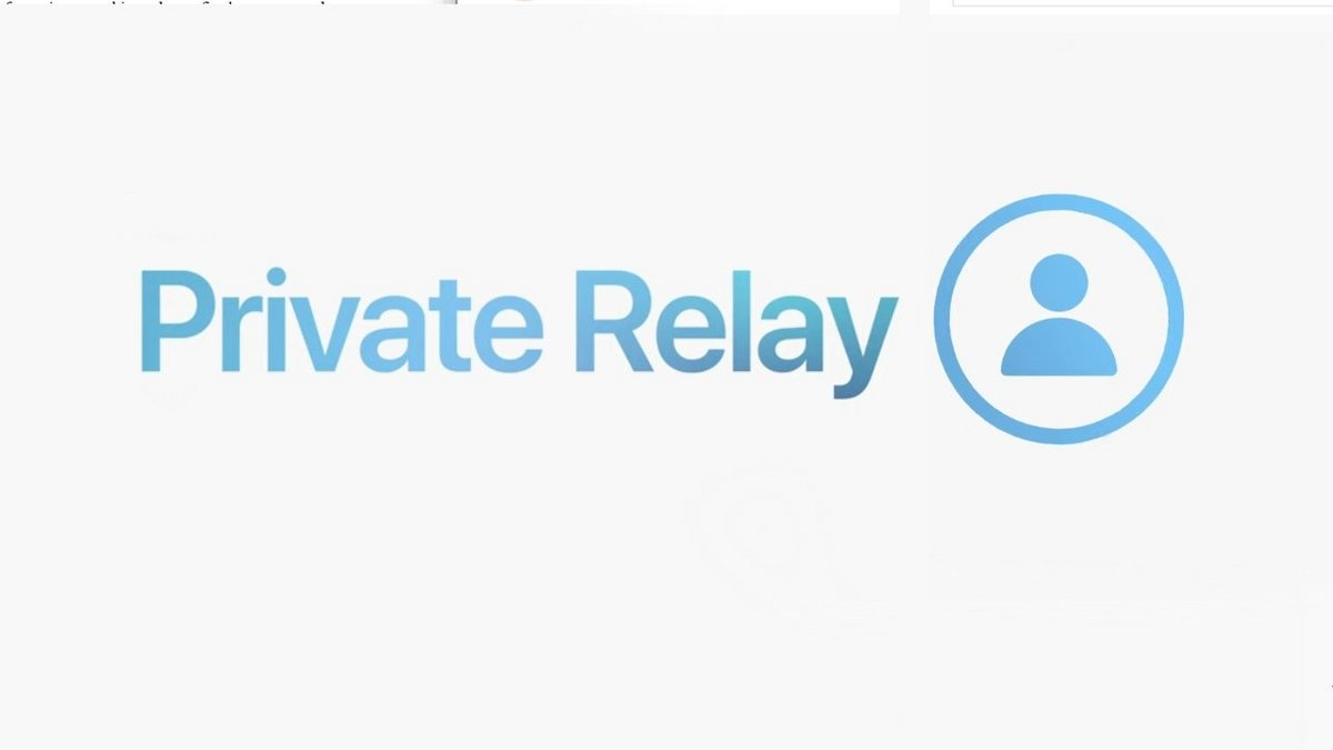 Apple Private Relay © © Apple
