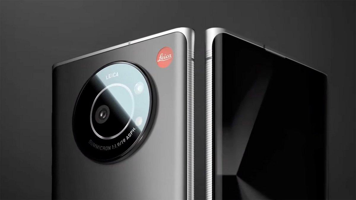 Leica Leitz Phone 1 © © Leica