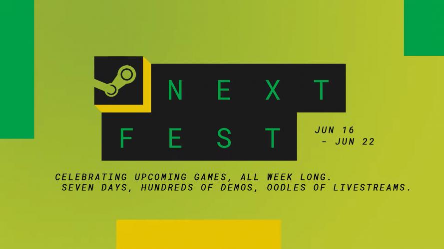 Steam Next Fest © Steam