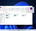 Windows 11 : le positionnement automatique des fenêtres va devenir un jeu d'enfants