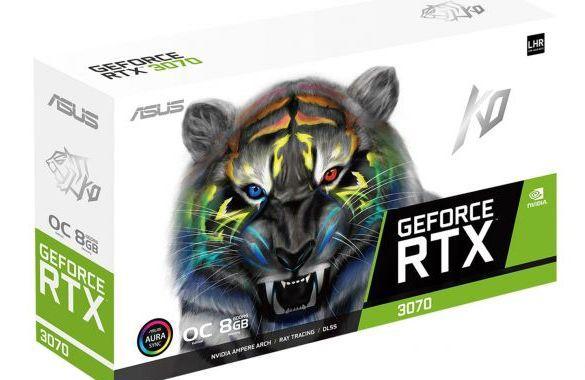 Asus RTX 30xx LHR © WCCFTech