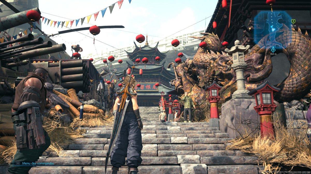 Final_Fantasy_VII_Remake_INTERgrade_03a © Kevin-J