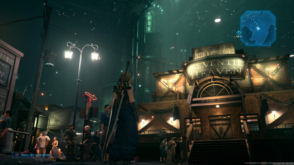 Final_Fantasy_VII_Remake_INTERgrade_05a © Kevin-J