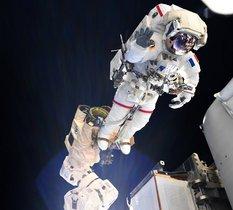 Sortie compliquée pour Thomas Pesquet et Shane Kimbrough sur les flancs de l'ISS