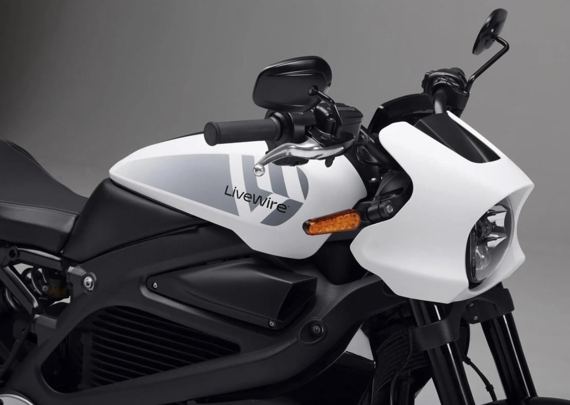 LimeWire moto électrique © © Harley Davidson
