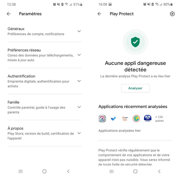 Télécharger Play Store APK pour Android