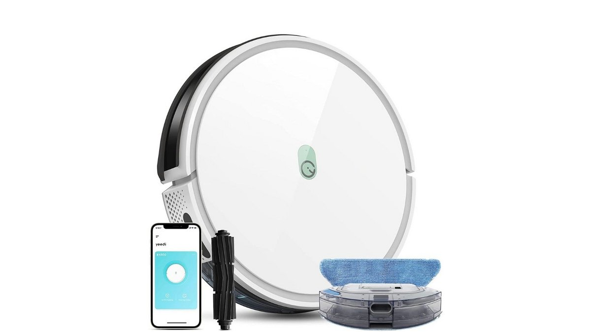 Yeedi K650 aspirateur robot © Amazon