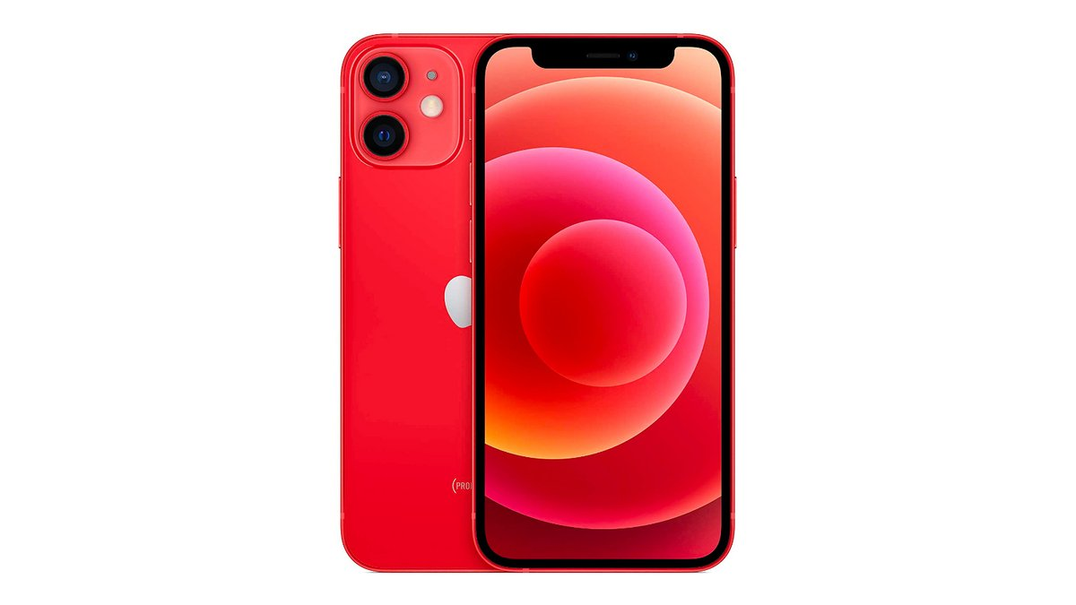 iPhone 12 mini RED bp