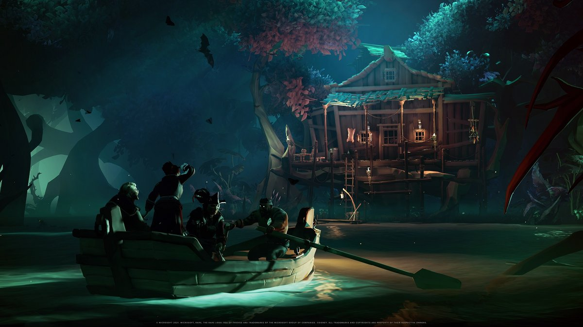 Sea of Thieves A Pirate's Life © Microsoft